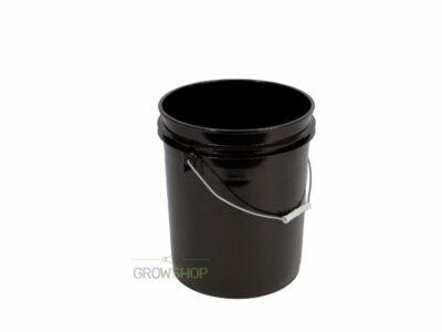 דלי שחור בנפח 18 ליטר - תל אביב