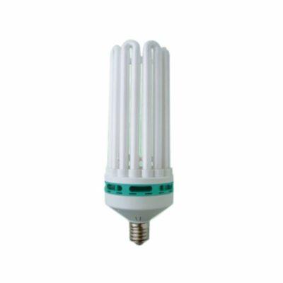מנורת ספירלה לגידול צמחים אור לבן