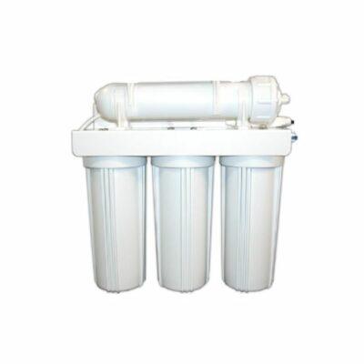 מערכת אוסמוזה לטיהור מים 4 שלבים