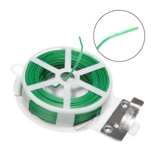 חוט ברזל ירוק 50 מטר