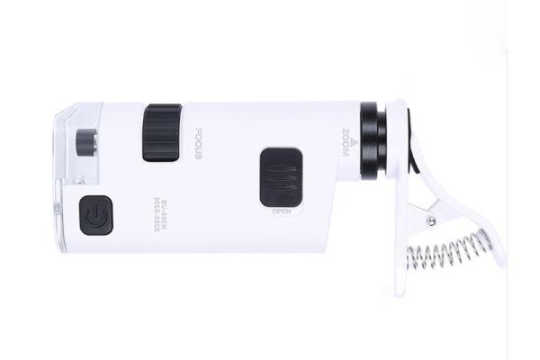 מיקרוסקופ לזיהוי ואבחון