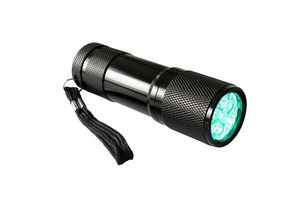 פנס אור ירוק