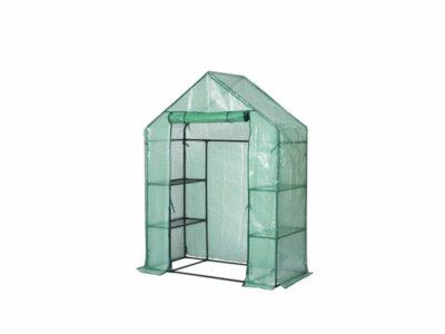 חממה מלבנית לגינה או למרפסת הבית