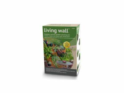 קיר ירוק גידול צמחים למרפסת