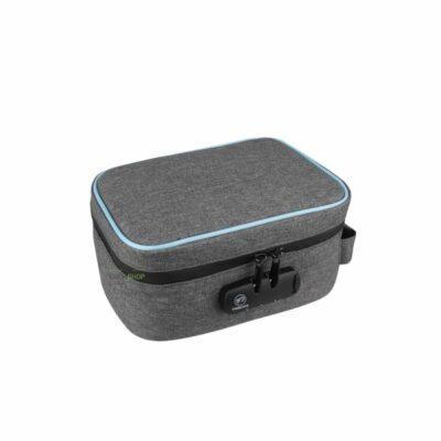 תיק לאחסון קנאביס רפואי למטופלים - תיק אטום