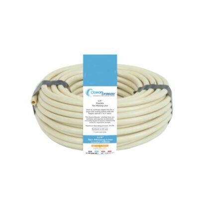 צינור לבן למערכות השקיה