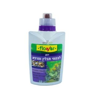 דשן לצמחי מרפא ותבלין 500 מל -Flower