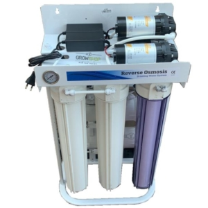 מערכת אוסמוזה הפוכה 5 שלבים הספק 3200 ליטר ליממה